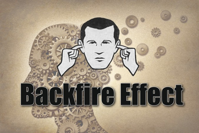 backfire effect selling to the soul